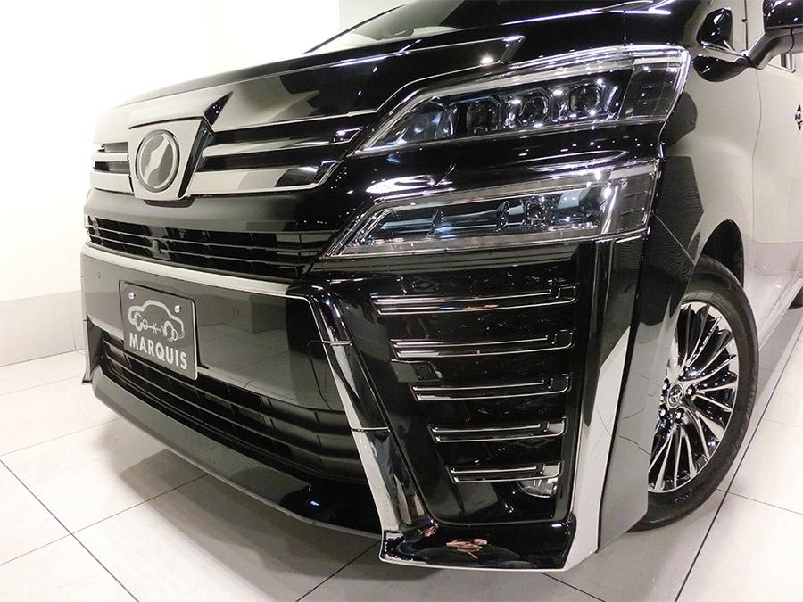 アルファード/ヴェルファイア2018新車購入