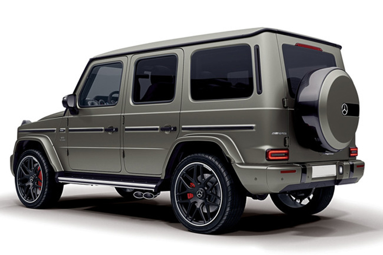 AMG G63 manufaktur Edition