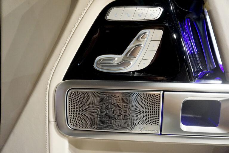 2020年式 メルセデスAMG G63 designoレザーエクスクルーシブ マグノナイトブラック MQ3566